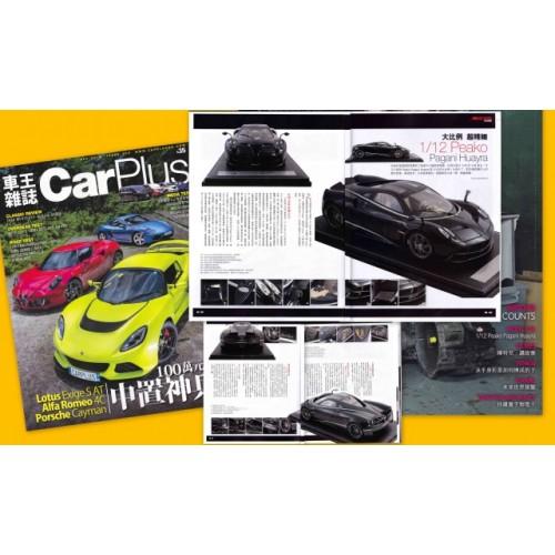 CarPlus Magazine Sept 2015