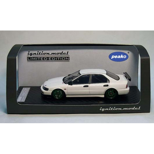 31600, 1/43 scale HONDA MUGEN Accord Test Car White