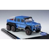 31700, 1/43 scale Mercedes-Benz G63 AMG Blue Metallic