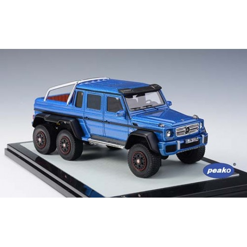 31700, 1/43 scale Mercedes-Benz G63 AMG Blue Metallic