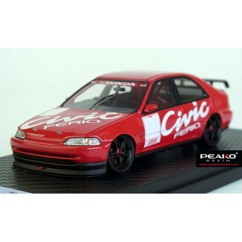 32100, 1/43 scale Honda CIVIC FERIO 1995 JTCC Test Car