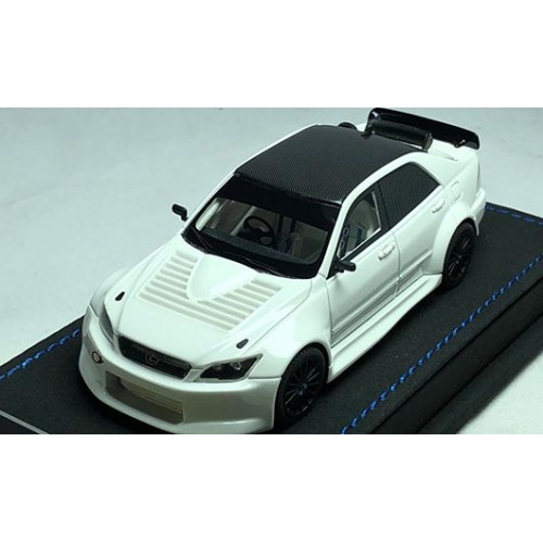 32703, 1/43 scale TRC ALTEZZA Drift Car 2016, White Color
