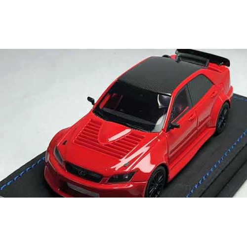 32704, 1/43 scale TRC ALTEZZA Drift Car 2016, Red Color