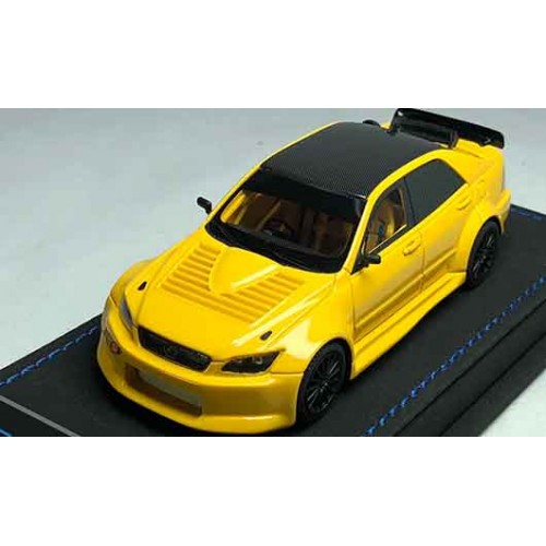 32705, 1/43 scale TRC ALTEZZA Drift Car 2016, Yellow Color