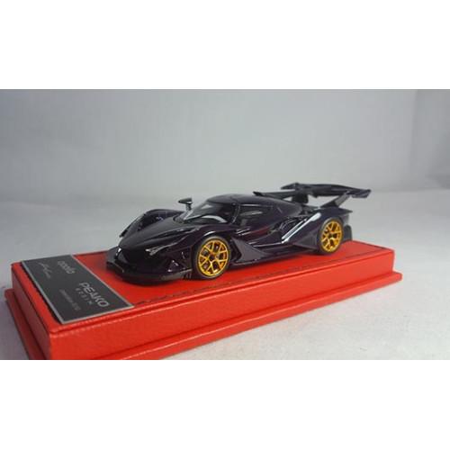32909, 1/43 scale Apollo Automobil Apollo IE, Purple Carbon
