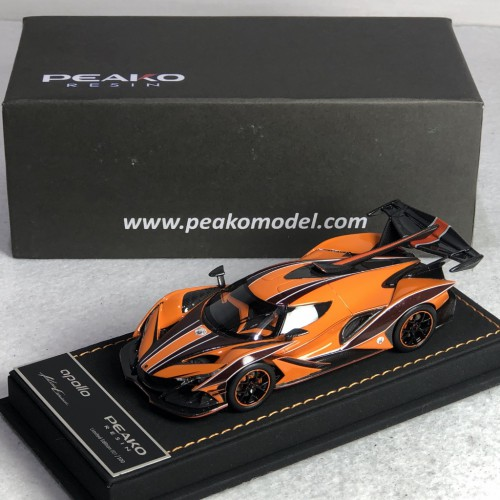 32916, 1/43 scale Apollo Automobil Apollo IE, Orange Dragon