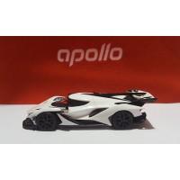 62900, 1/64 scale Apollo Automobil Apollo IE, White