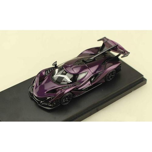 62901, 1/64 scale Apollo Automobil Apollo IE, Purple