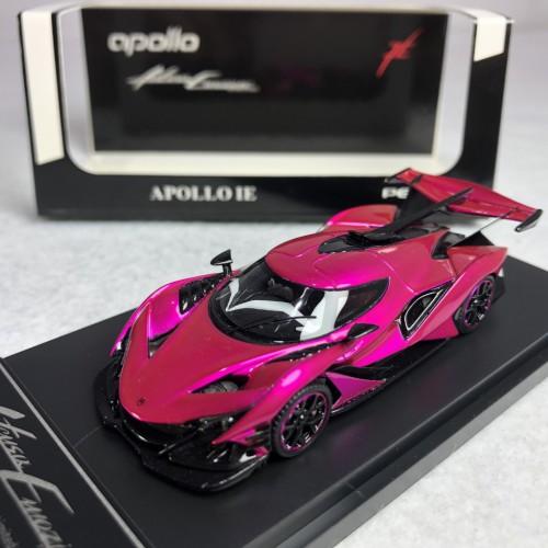 62907, 1/64 scale Apollo Automobil Apollo IE, Flash Pink