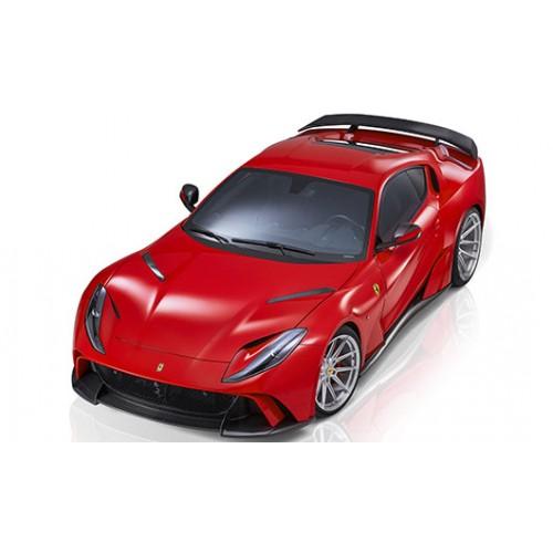 63701, 1/64 scale Novitec 812 N-Large, Red Scuderia