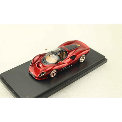 63800, 1/64 scale De Tomaso P72, Soul Red