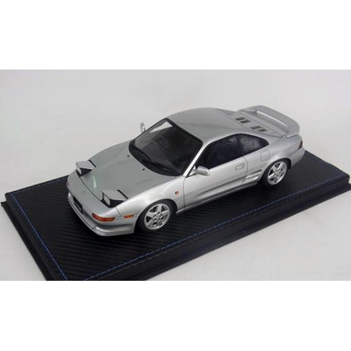 82406, 1/18 scale TOYOTA MR2 SE20 1995 Revision 3, Grey Metallic