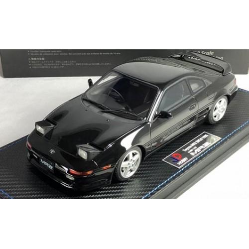 82407, 1/18 scale TOYOTA MR2 SE20 1995 Revision 3, Black