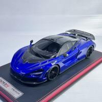 83406, 1/18 scale Novitec 720S N-Largo, Metallic Blue